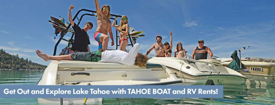 Tahoe Boat & RV Rents