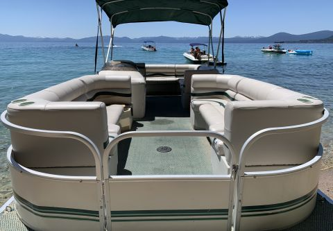 Tahoe Boat & RV Rents, 26' Starcraft Pontoon