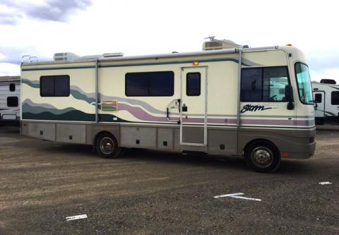 Tahoe Boat & RV Rents, Fleetwood RV Rental